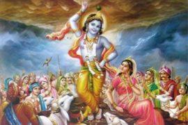 Indra's arrogantie