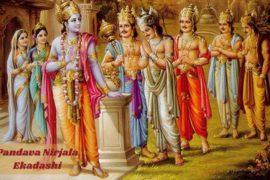 Pandava Nirjala Ekadasi